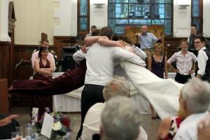Pollockshiels Burgh Hall performance